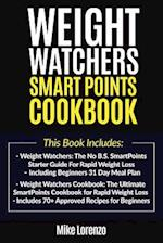 Weight Watchers Smart Points Cookbook