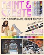 Paint & Create af Jon Hamilton-Fford