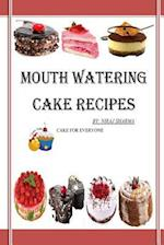 Mouth Watering Cake Recipes