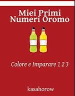 Miei Primi Numeri Oromo