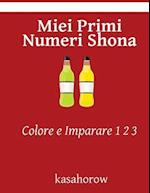 Miei Primi Numeri Shona