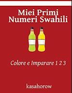 Miei Primi Numeri Swahili