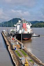 A Ship at the Panama Canal Journal