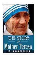 The Story of Mother Teresa af James David Rockefeller