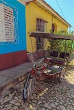 Bicycle Taxi in Trinidad Journal