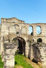 Le Palais Gallien Roman Amphitheater Bordeaux France Journal