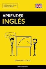 Aprender Ingles - Rapido / Facil / Eficaz