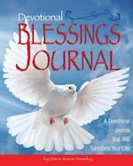 Devotional Blessings Journal