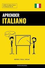 Aprender Italiano - Rapido / Facil / Eficaz