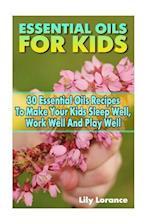 Essential Oils for Kids