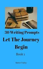 30 Writing Prompts 30 Books