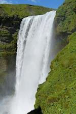 The Majestic Skogafoss Waterfall and It's Greenery in Iceland