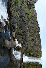 Thingvellir Waterfall in Iceland