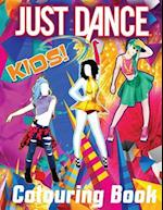 Just Dance Kid's Colouring Book af M. McCulley