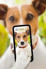The Dog Taking a Smartphone Selfie Journal