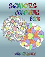 Seniors Colouring Book