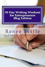 30 Day Writing Workout for Entrepreneurs