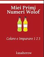 Miei Primi Numeri Wolof