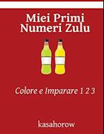 Miei Primi Numeri Zulu