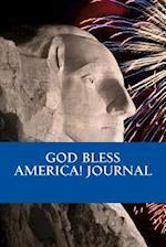 God Bless America! Journal