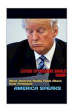 Letters to President Donald Trump