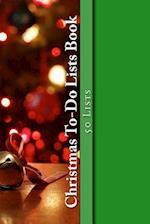 Christmas To-Do Lists Book