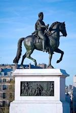 Statue of Henri IV in Paris France Journal