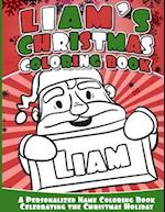 Liam's Christmas Coloring Book