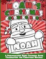 Noah's Christmas Coloring Book