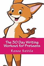 The 30 Day Writing Workout for Preteens Pink