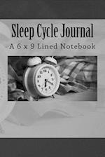 Sleep Cycle Journal