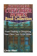 Shipping Container Homes Book Collection