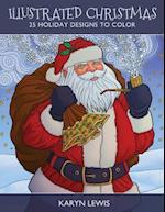 Illustrated Christmas af Karyn Lewis