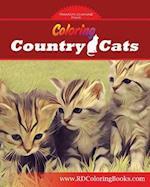 Coloring Country Cats