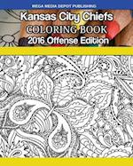 Kansas City Chiefs 2016 Offense Coloring Book