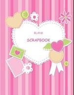 Blank Scrapbook
