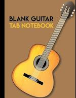 Guitar Tab Notebook