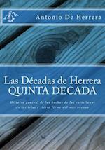 Las Decadas de Herrera.- Quinta Decada