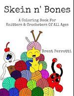 Skein N' Bones Coloring Book