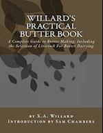 Willard's Practical Butter Book