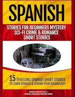 Spanish Stories for Beginners