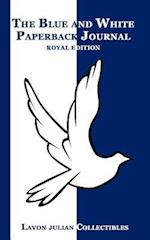 The Blue and White Paperback Journal