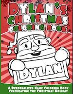 Dylan's Christmas Coloring Book