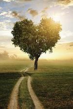 Love Grows Anywhere Blank Book