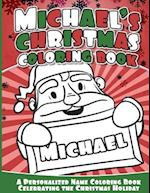 Michael's Christmas Coloring Book