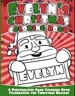 Evelyn's Christmas Coloring Book