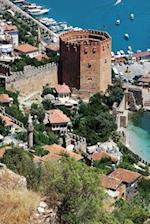 Beautiful View of the City of Alanya Turkey Journal