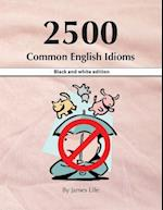 2500 Common English Idioms