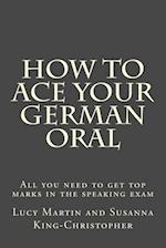 How to Ace Your German Oral