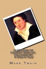 In Defense of Harriet Shelley, Followed By, a Dog's Tale